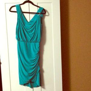 Nice green dress